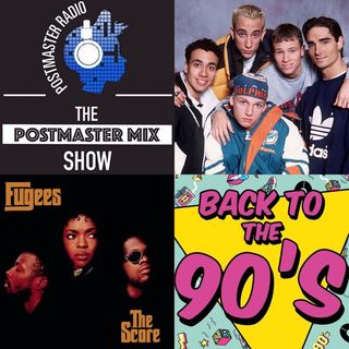 The Postmaster Mix: 90's Edition Part 1