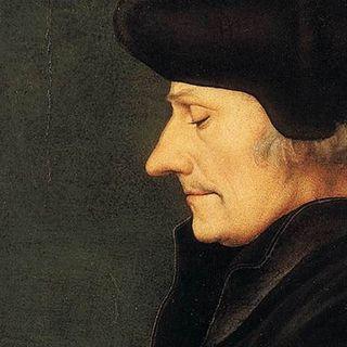 Erasmus av Rotterdam - en av 1500-talets mest kända europeer