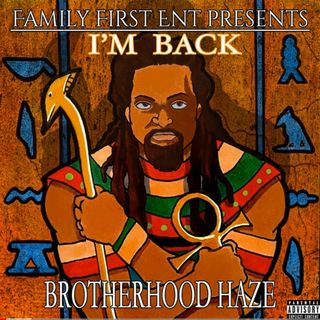 Artist Brotherhood Haze Stops By On The Move Unscripted To Speak With Patricia M. Goins