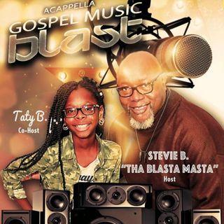 Stevie B's Acappella Gospel Music Blast - Episode 8