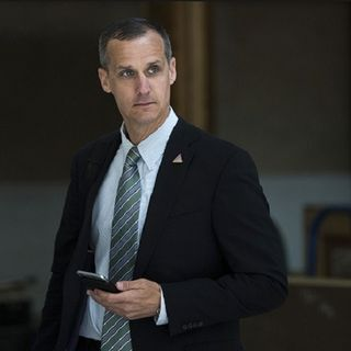 Inside Info. on Trump's Ousted Campaign Manager, Corey Lewandowski