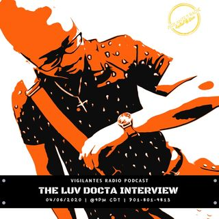 The Luv Docta Interview.