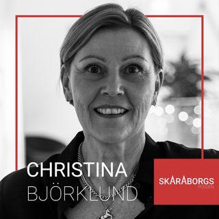 7. Christina Björklund - Att vara företagsledare på Göteborgsoperan.