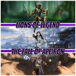 The Fall of Apeiron - Ep 001 - Battle of the Sands - Chapter One