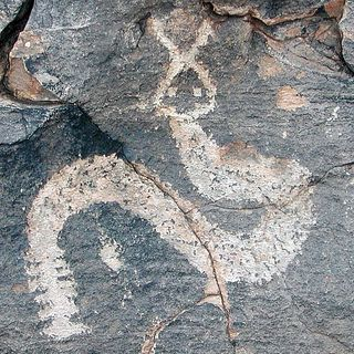 Petroglyphs of Pony Hills, New Mexico - Big Blend Radio Interview with Victoria Chick