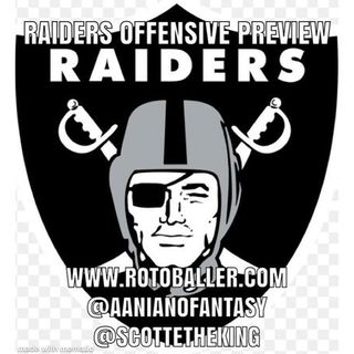 Oakland Raiders Offense Preview: The King and Pocket Aces Show
