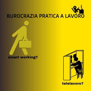 Smart working o Telelavoro - Intervento di Christian Tosolin