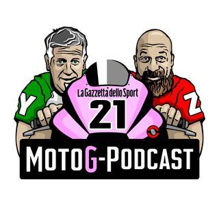 """Roberto Locatelli a MotoG-Podcast: """"Stoner mi faceva sentire scarso, Viñales il problema è umano"""""""