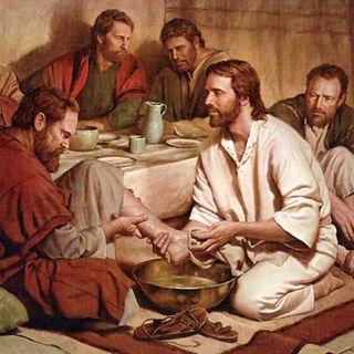 Jueves Santo en la Cena del Señor