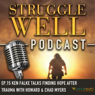 Ken Falke talks finding hope after trauma with Howard & Chad Myers