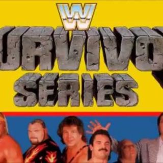 ENTHUSIASTIC REVIEWS #74: WWF Survivor Series 1987 Watch-Along