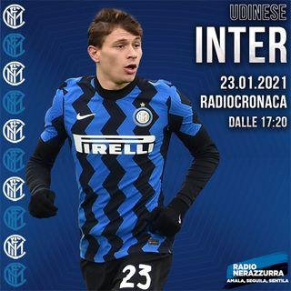 Post Partita - Udinese - Inter - 0-0 - 210123