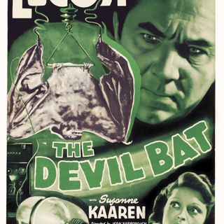 AOTBM Podcast - 13 - The Devil Bat