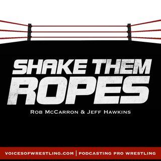 Shake Them Ropes | WWE NXT Wrestling