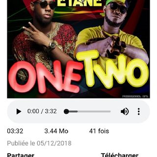 Snaky - One Two - Feat Etane (WHATSAPP FM) Eric La Légende's show