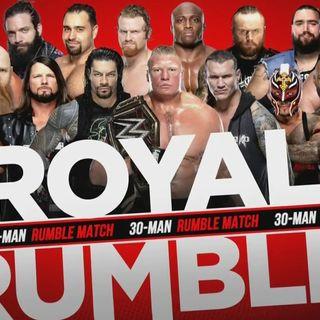 LOPR Aftershock: WWE Royal Rumble 2020