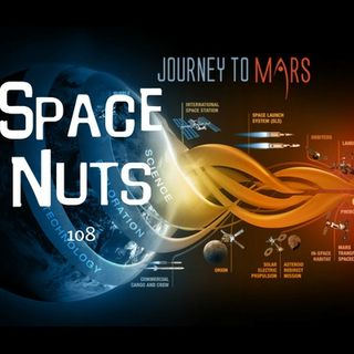 108: Journey to Mars - Space Nuts with Dr Fred Watson & Andrew Dunkley