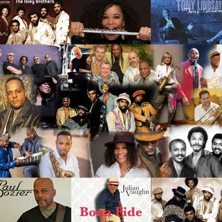 The Smooth Jazz BackTrax Mix (feat. The Isley Brothers) On iHeartRadio Podcast