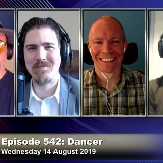 FLOSS Weekly 542: Dancer