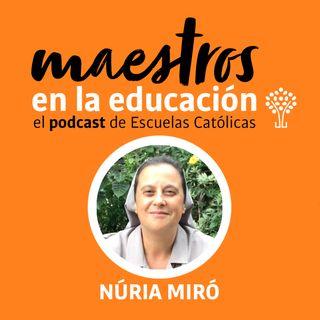 E06 Núria Miró. Construir escuelas con flow