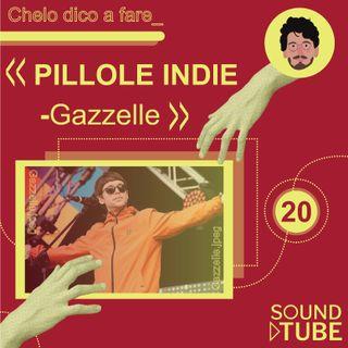 #20. Pillole Indie- GAZZELLE