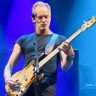 Sting - Solo and The Police