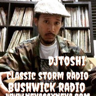 classic storm radio episode 214 DJTOSHI