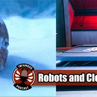 Episode 235 – Robots and Clones and Wars… OH MY!