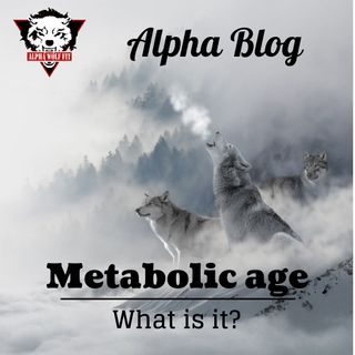 Metabolic age- What is it?