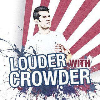 #490 BERNIE SANDERS HOSTS 'LOUDER WITH CROWDER'! | Mark Levin Guests