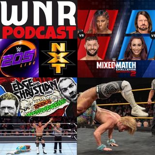 WNR194 WWE NETWORK REVIEW DECEMBER