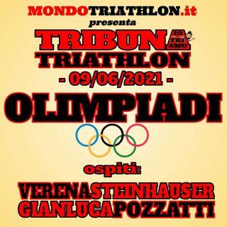 TRIBUNA TRIATHLON N° 9 - OLIMPIADI