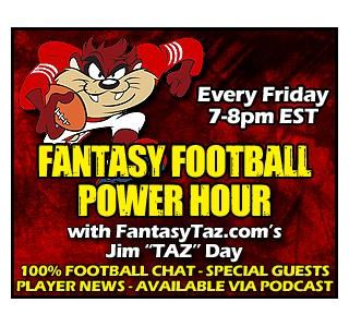 Fantasy Football Power Hour