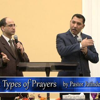 7 Types of Prayers