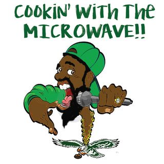 "Cookin With The Microwave - "" NBA on deck"""