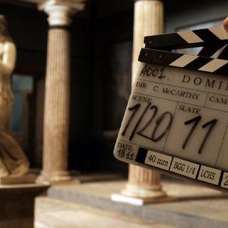Maria McCann looks ahead to 'Domina' and looks back on 'I, Claudius'