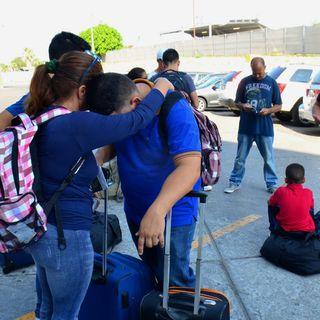 Mil 807 mexicanos en diferentes centros de detención de Estados Unidos