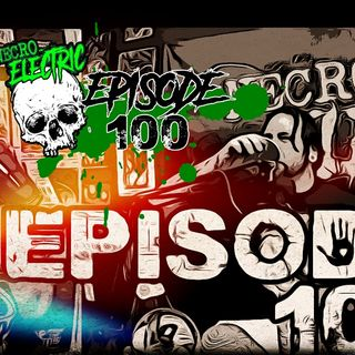 Necro Electric EP 100 | Rock it till the wheels fall off