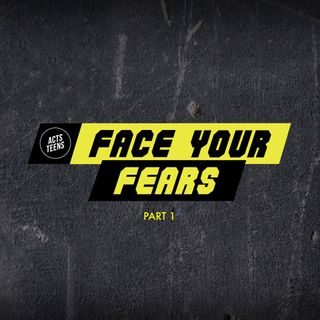 Face Your Fears - Part 1 - Pr Andy Yeoh