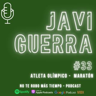 #33 Javi Guerra - Maratón