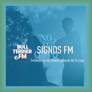 SignosFM Entrevista Isla Centeno presenta No Te Culpo