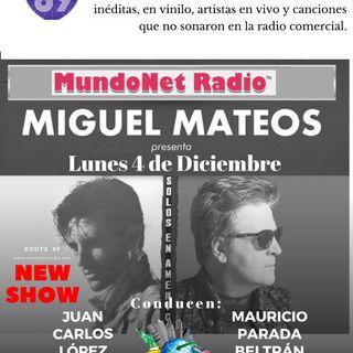 Ruta 89  Especial: Miguel Mateos 30 años del álbum Solos en América