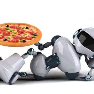 #rast Il robot pizzaiolo
