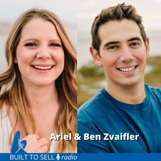 Ep 296 Ben & Ariel Zvaifler - The Inside Story of Petco's Acquisition of Shark Tank-Featured PupBox