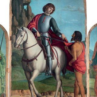 06 - San Martino e il povero