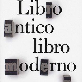 """Hans Tuzzi """"Libro antico, libro moderno"""""""
