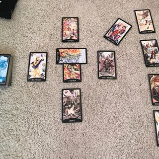 Card Readings from a Life Coach!!! This is gonna be deep!!