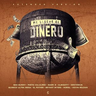 Me Llueve El Dinero (Extended Remix) (Version Original) - Bad Bunny Ft. Varios Artistas (Edit By DJ Basico Impromix)