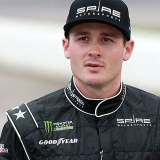 Off the Track: Guest Quin Houff NASCAR Driver