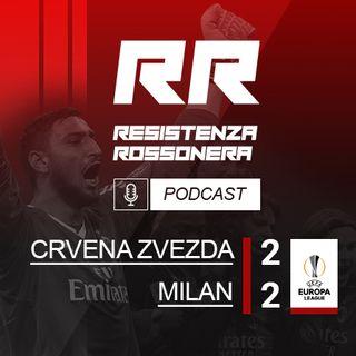 S02 - E34 - Crvena Zvezda - Milan 2-2, 18/02/2021
